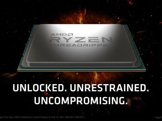 AMD Ryzen Threadripper 1920X and 1950X To Hit The Shelves On August 10th 2017, Price Starts At RM3899 1
