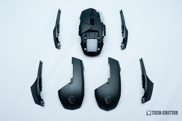 MSI Clutch GM70 Gaming Mouse Review 10