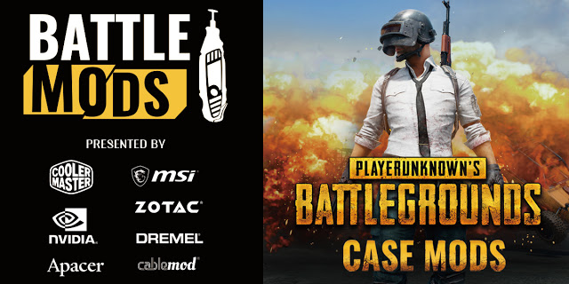 BATTLEMODS Asia Tour Is Here - First Ever PLAYERUNKNOWN'S BATTLEGROUNDS Modding Tour In Asia 1