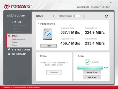 Boost Your Productivity with Transcend's SSDs 15