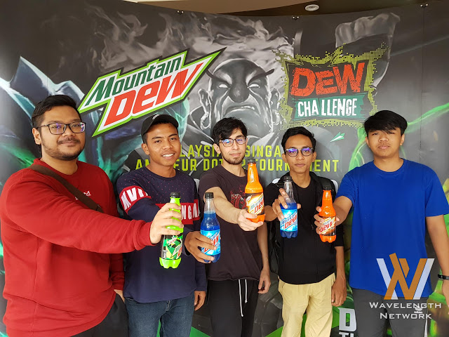 Dew Challenge 2017 Amateur Tournament Continues in Kuala Lumpur 1