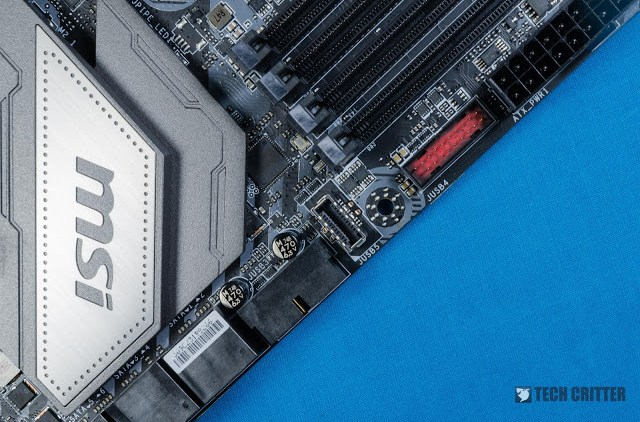 Unboxing & Overview: MSI X299 Tomahawk AC 18
