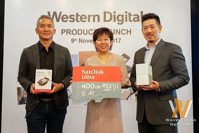 Western Digital Launches My Cloud Home, SanDisk iXpand Base and 400GB SanDisk Ultra microSDXC UHS-I card 15