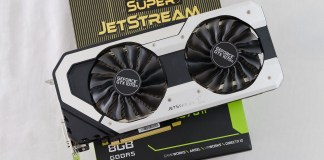 Palit GeForce GTX 1070 Ti Super JetStream Edition