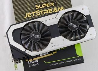 Palit GeForce GTX 1070 Ti Super JetStream Edition