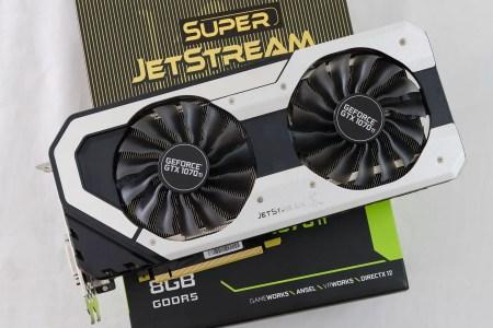 Review – Palit GeForce GTX 1070 Ti Super JetStream Edition
