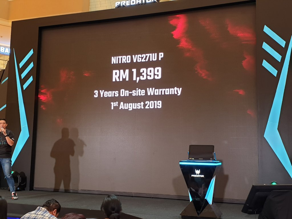 Acer Malaysia Introduces new Predator Gaming Devices 12