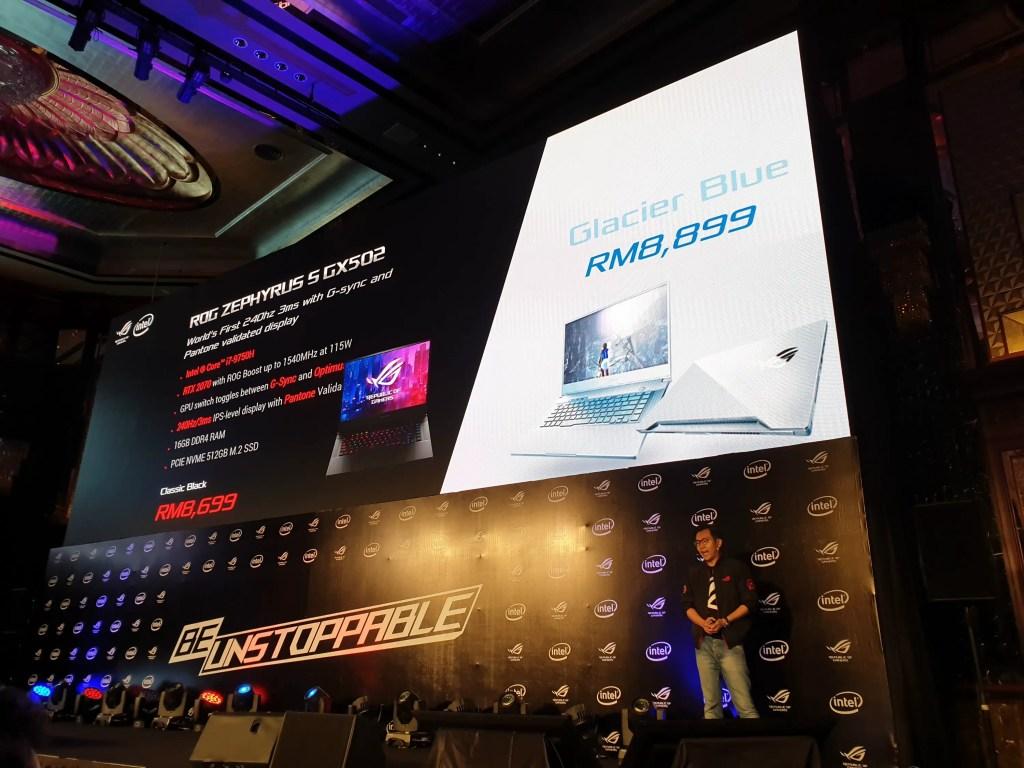 ROG Malaysia Announces ROG Mothership, Glacier Blue Colour and new Laptop & Desktop Lineup 3