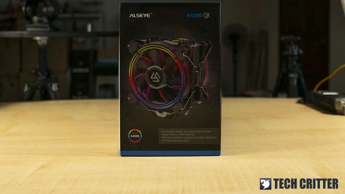 ALSEYE H120D CPU Cooler_1