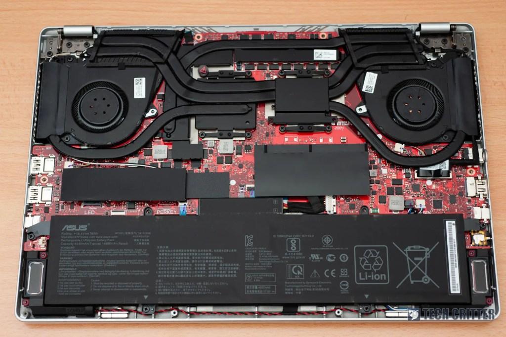 "Review - ASUS ROG Zephyrus G14 GA401IV (R9-4900HS   RTX 2060   16GB DDR4-3200   1TB NVMe SSD   14"" FHD IPS 120Hz) 22"