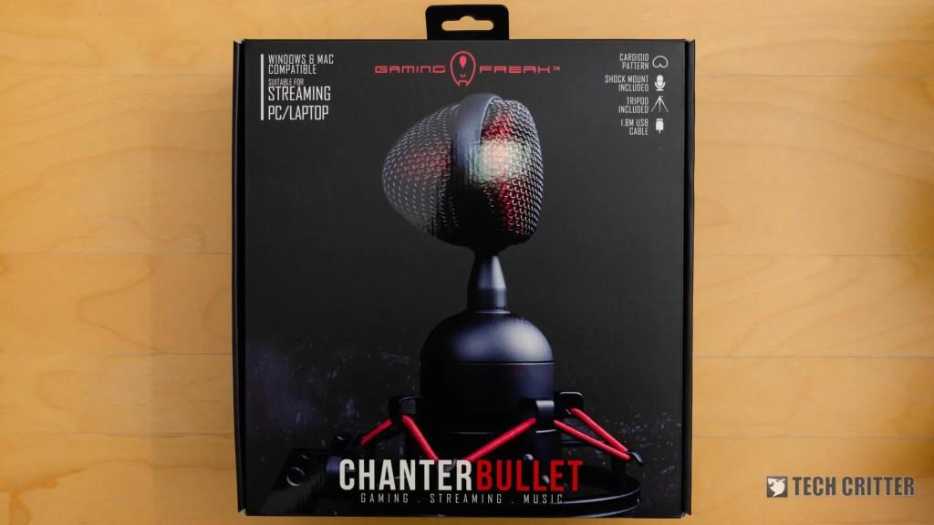 Gaming Freak Chanter Bullet