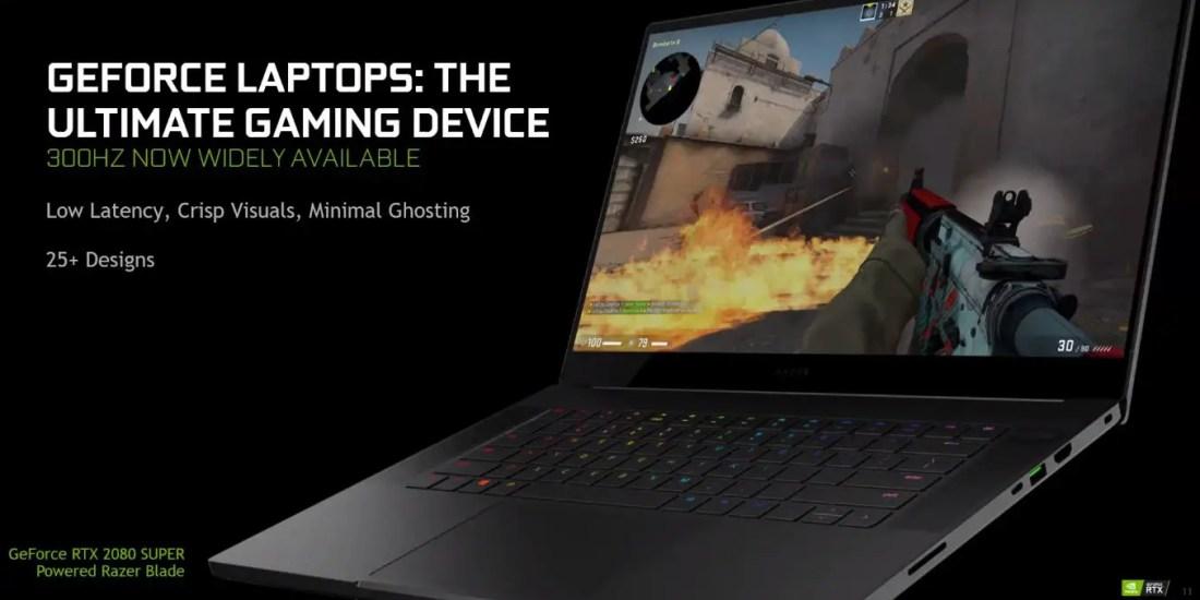 NVIDIA RTX SUPER Laptops 300Hz display (1)