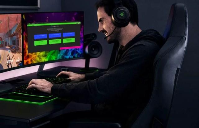 Razer Synapse 3 with Alexa integration