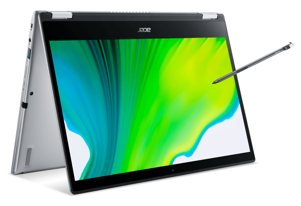 Acer Spin 3 SP314 54N Silver 7