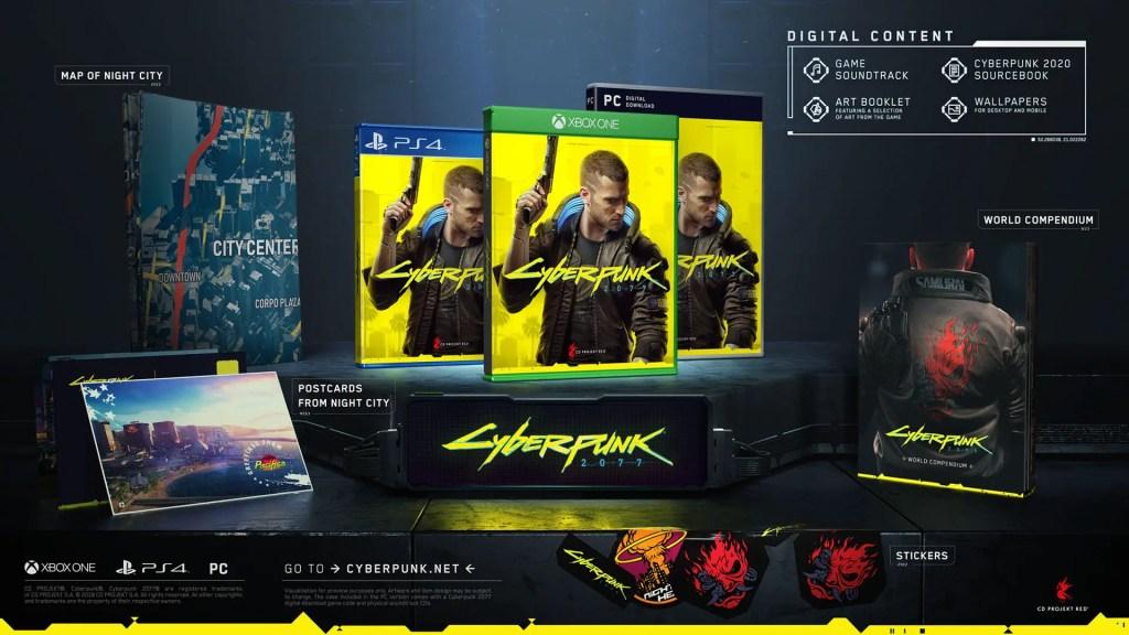 Cyberpunk 2077 bonuses