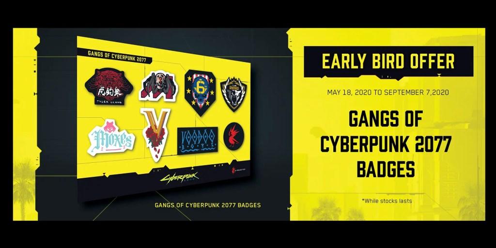 Cyberpunk 2077 Console Early Bird Offer