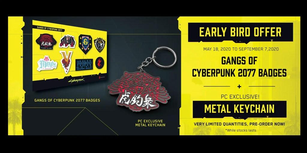 Cyberpunk 2077 PC Early Bird Offer
