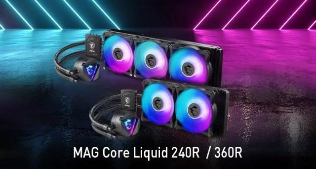 MSI MAG Core Liquid Series