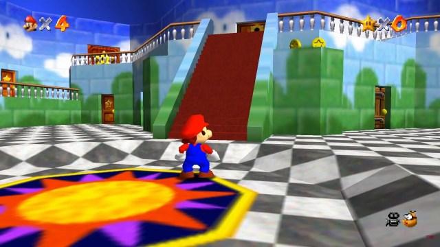 Super Mario 64 PC