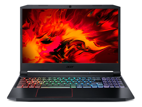 Acer Nitro 5 10th Gen Render