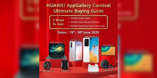 HUAWEI AG Carnival