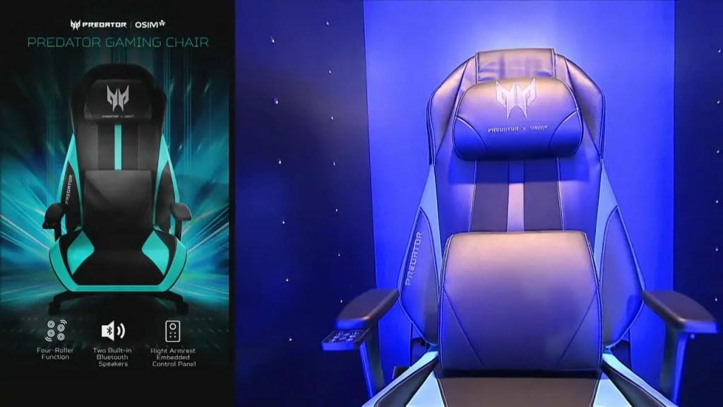 Predator Gaming Chair 1