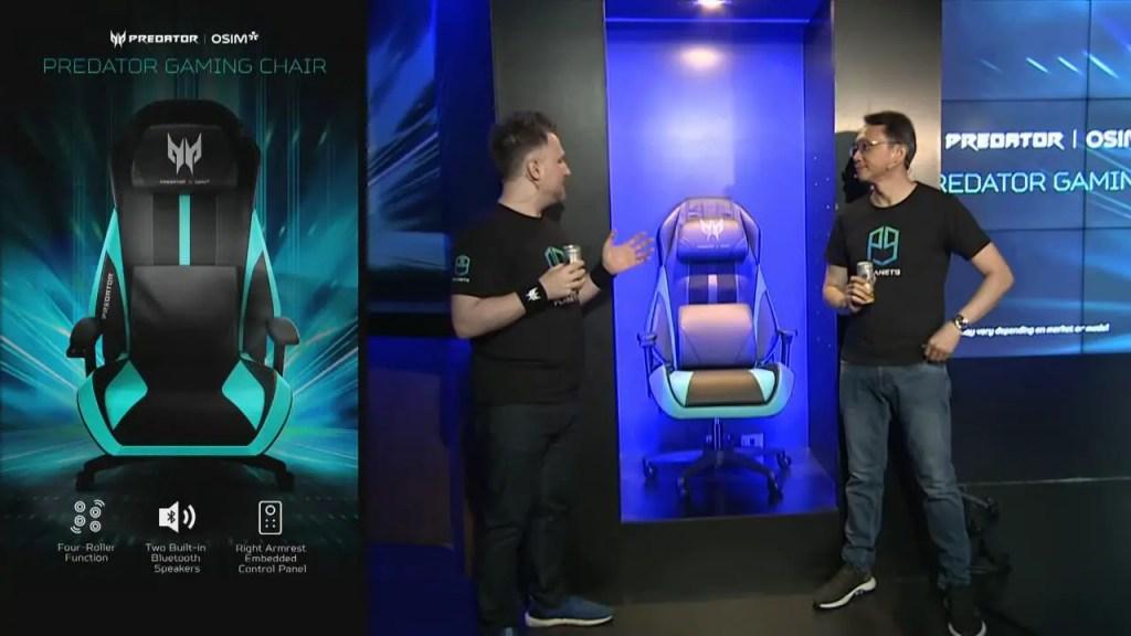 Predator Gaming Chair 2