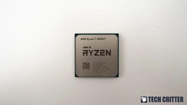 AMD Ryzen 7 3800XT 4