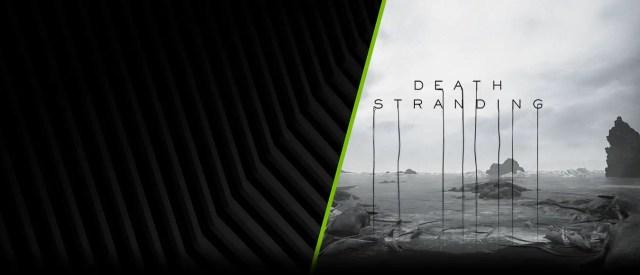 Death Stranding NVIDIA GeForce RTX Bundle