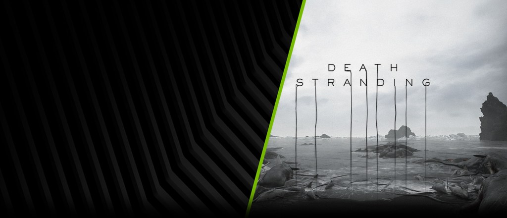 Death Stranding NVIDIA GeForce RTX Bundle