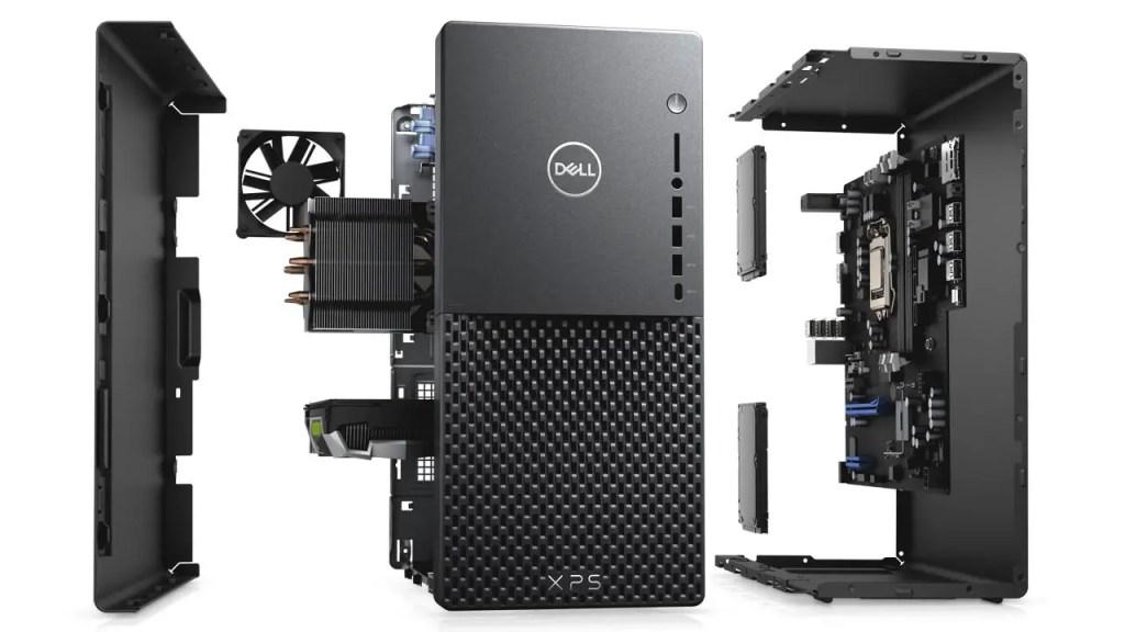 Dell XPS Desktop 8940 render 2