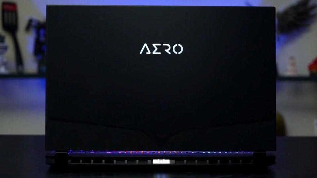 Gigabyte AERO 15 OLED XB 2
