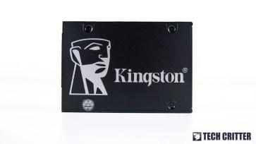 Kingston KC600 SATA SSD 4