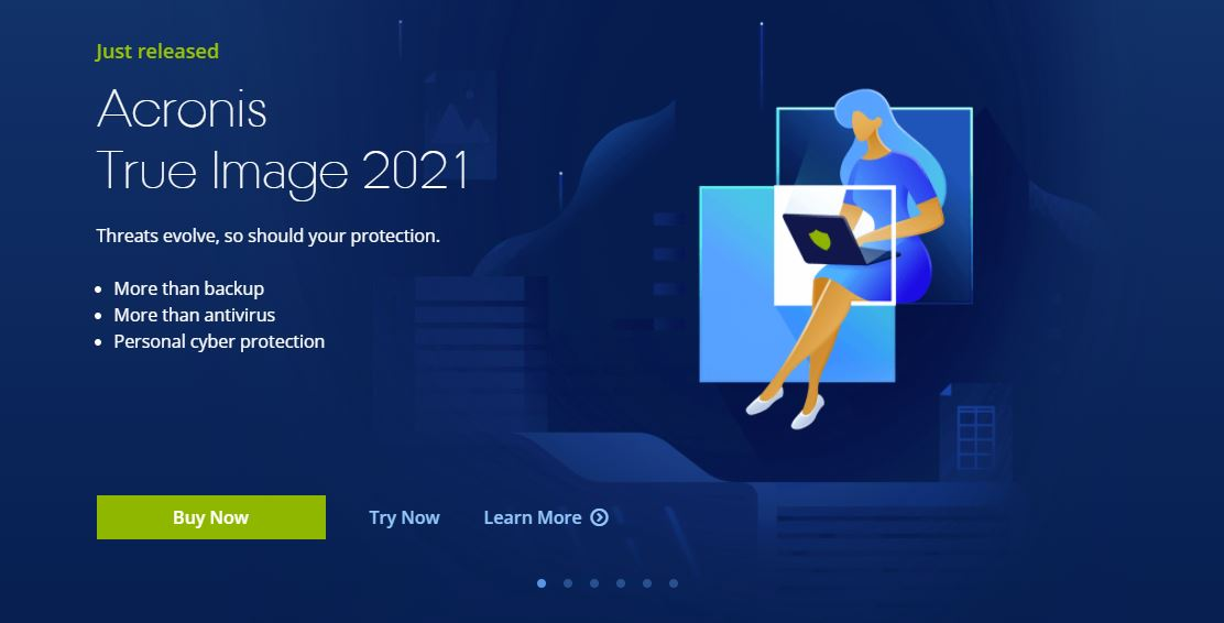 Acronis True Image 2021 is now Available