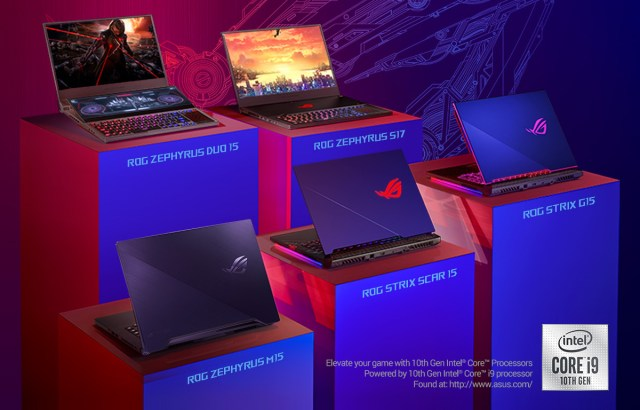 ROG Intel all series