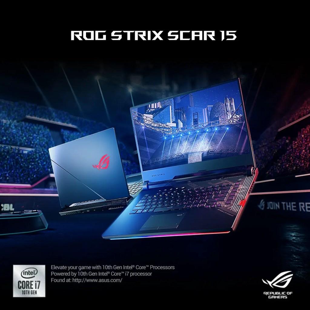 ROG STRIX Scar 15