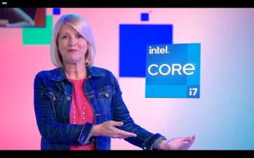 Intel 11th Gen CPU 6