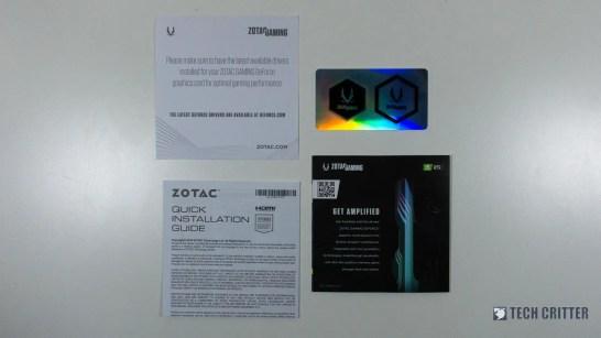 ZOTAC Gaming RTX 3080 Trinity 4