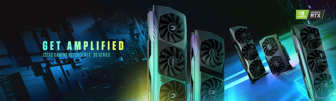 ZOTAC GeForce RTX 30 Series Graphics Cards