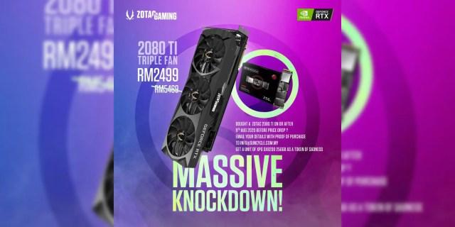 Zotac RTX 2080 Ti SSD Featured