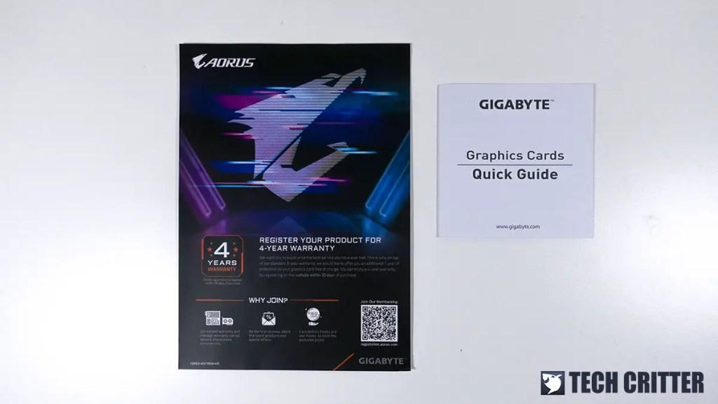 Gigabyte GeForce RTX 3070 Gaming OC 8G 2
