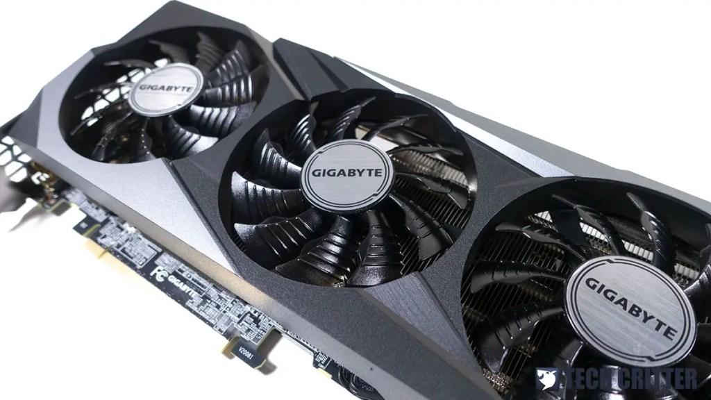Gigabyte GeForce RTX 3070 Gaming OC 8G 9