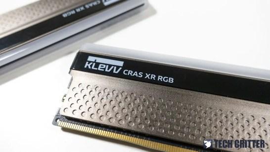 KLEVV CRAS XR RGB DDR4 4000 4