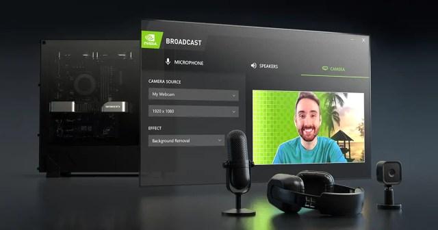 NVIDIA Broadcast App Featured
