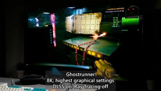 NVIDIA GeForce RTX 3090 testing 8K