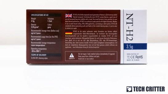 Noctua NT H2 Thermal Paste 1