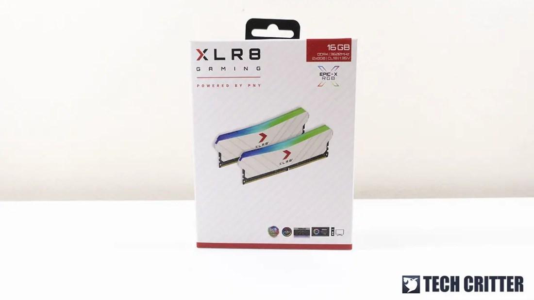 PNY XLR8 EPIC X DDR4