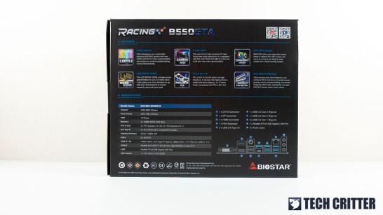 Biostar Racing B559GTA 3