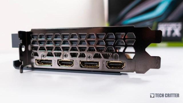 Gigabyte GeForce RTX 3060 Eagle 12G 13