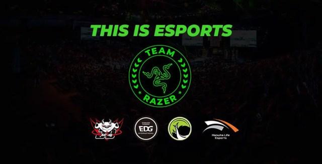 Team Razer League of Legends